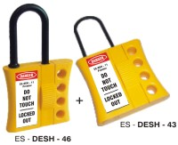 LOCKOUT TAGOUT DUBAI(DE - ELECTRIC SLIDER HASP)