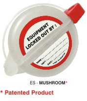 LOCKOUT TAGOUT DUBAI(MUSHROOM : Normal push button
