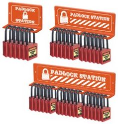 LOCKOUT TAGOUT DUBAI(MINI PADLOCK STATION)
