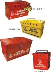 LOCKOUT TAGOUT DUBAI(Group Lock Box)