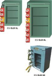 LOCKOUT TAGOUT DUBAI(Safety Lockout Boxes) from GULF SAFETY EQUIPS TRADING LLC