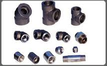 Alloy Steel Forged Pipe Fittings from JAINEX METAL INDUSTRIES
