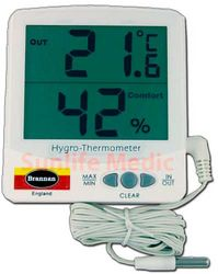 Thermo Hygrometers from JUBILANT CALIBRATION & MEASUREMENT SERVICES LLC