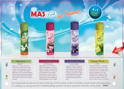 Air Freshener Wholesaler in U.A.E from AL MAS CLEANING MAT. TR. L.L.C