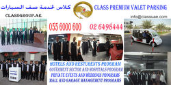 VALET PARKING SERVICES from CLASS GROUP