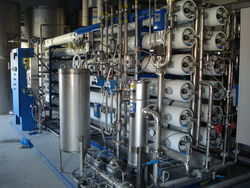 WATER TREATMENT PLANT & ACCESSORIES from NUTEC OVERSEAS