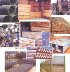 BUILDING MATERIALS WHOLESALER & MANUFACTURERS from FALCON TRADERS