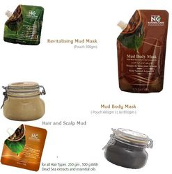 Mud Masks for Body, Face & Hair by Natural Care from NATURAL CARE