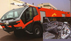 FIRE FIGHTING VEHICLE  from AL SAIDI TECHNICAL SERVICES & TRADING LLC