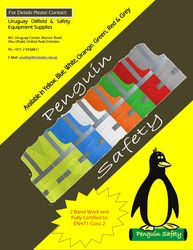 PENGUIN SAFETY High Visibility Jackets from URUGUAY GROUP OF COMPANIES