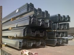 composite steel floor deck/decking sheets -dana from DANA GROUP UAE-OMAN-SAUDI [WWW.DANAGROUPS.COM]