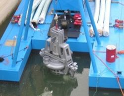 HYDRAULIC DRIVEN DREDGING PUMP Supplier in Abu Dhabi