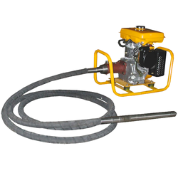 Robin CONCRETE VIBRATORS from LEADER PUMPS & MACHINERY - L L C