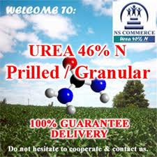 UREA 46% PRILLED AND GRANULAR from LUTEIN GENERAL TRADING L.L.C