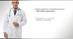 Medical & work clothing Europian from LUTEIN GENERAL TRADING L.L.C