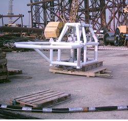 DREDGE PUMP FOR OIL SPILL RESPONSE from ACE CENTRO ENTERPRISES