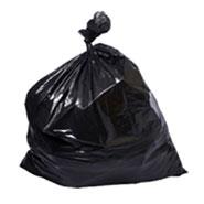 Heavy Duty Black Trash Bags in UAE from AL BARSHAA PLASTIC PRODUCT COMPANY LLC