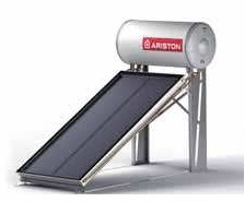 SOLAR WATER HEATING SYSTEMS - ARISTON 150 from THE WORLDS HUB - DUBAI