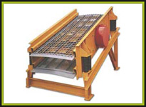 VIBRATING SCREEN in UAE from THREE GEE ENGINEERS PVT.LTD.