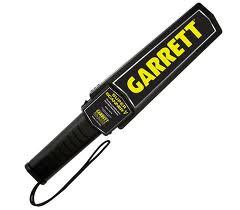 GARRETT SUPER SCANNER V HAND HELD METAL DETECTOR  from SIS TECH GENERAL TRADING LLC