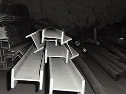 Stainless Steel Beams from UDAY STEEL & ENGG. CO.