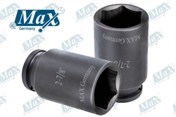 Deep Impact Socket 1/2 inch Dubai from A ONE TOOLS TRADING LLC