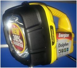 Energizer dolphin torch water proof