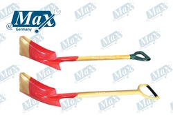 Non-Sparking Shovel (Square) from A ONE TOOLS TRADING LLC