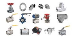 VALVES AND FITTINGS from SAGAR STEEL CORPORATION