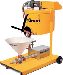 AIR POWERED GROUT PUMP IN UAE