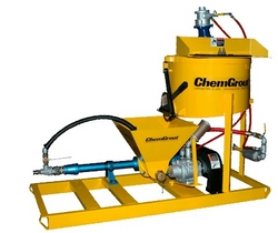GROUTING EQUIPMENT IN SAUDI ARABIA