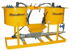 CEMENT GROUTING EQUIPMENT SUPPLIER IN KSA