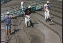 CONCRETE RESURFACING MACHINE from ACE CENTRO ENTERPRISES