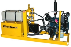 DIESEL ENGINE DRIVEN HYDRAULIC POWER UNIT FOR GROU from ACE CENTRO ENTERPRISES