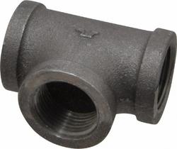Stainless Steel 317L Tee