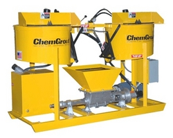 NON SHRINK GROUT PUMP FOR RENT