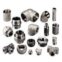 SS 316Ti Forged Fittings from UDAY STEEL & ENGG. CO.