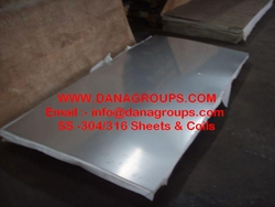 Stainless Steel Coil/Sheet/Pipes Supplier 304/316  from DANA GROUP UAE-OMAN-SAUDI