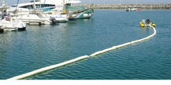 UPSORB Oil absorbent booms from OE MARINE SERVICES FZC