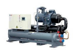 CUSTOMIZED CHILLER UNITS from SAHARA AIR CONDITIONING & REFRIGERATION L.L.C