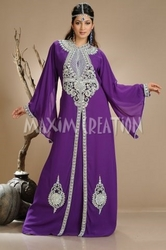 Caftan in Moroccan from MAXIM CREATION