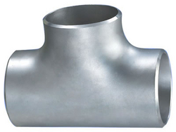 Steel Butt Weld Equal Tee Exporters from TIMES STEELS