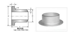 Stainless Steel Stub End Mumbai from TIMES STEELS