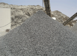 Rock quarry aggregate Supplier in uae from MARINA TRANSPORT EST. & CRUSHER