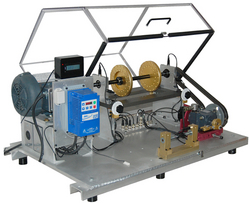 Machinery Fault Simulator from VIBSPECTRUM INTERNATIONAL L.L.C.