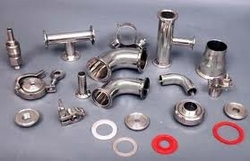 Stainless steel Tri Clover Clamp from KALIKUND STEEL & ENGG. CO.