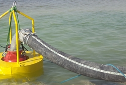 Wire-armored Rubber Suction Hoses from LEO ENGINEERING SERVICES LLC