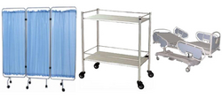 HOSPITAL FURNITURES SUPPLIES from MEDITRON HEALTHCARE TECHNOLOGIES L L C