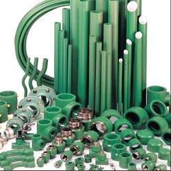 PPR Pipes and Fittings from FRIENDLY TRADING & CONTRACTING W.L.L.