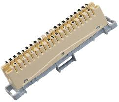 Sub Rack Termination Strip from LAN & WAN TECHNOLOGIES LLC
